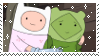 finn and fern stamp [F2U] by MYSTERlOS