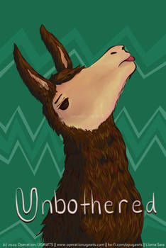 Unbothered Llama