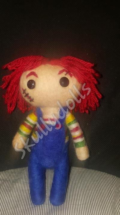 Needle-Felt Chucky