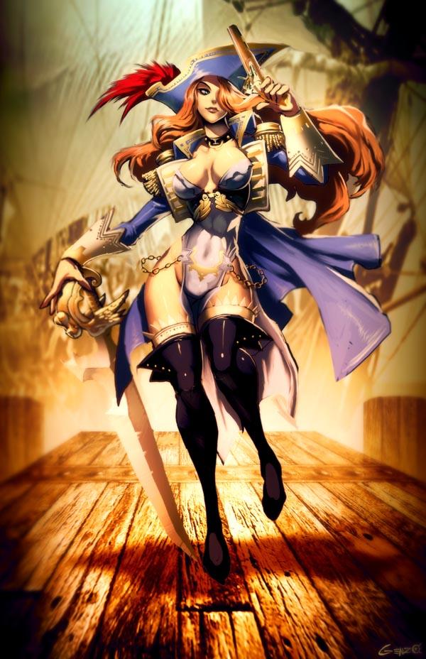 Characters: Human - Page 2 Lady_mary_killigrew_by_genzoman_by_akiyamamoto77-dbby7rv