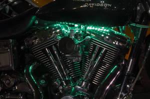 Harley Engine by eshriner