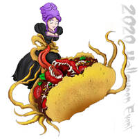 Does this Taco look inanimate to you!?