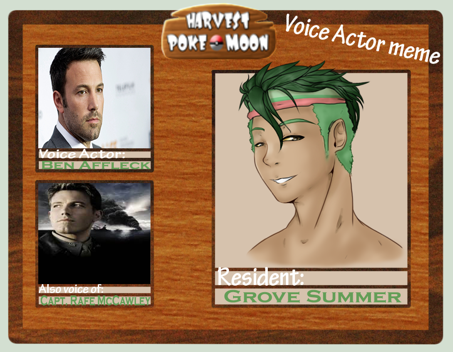 HPM: Voice Actor meme by NeoroticMind