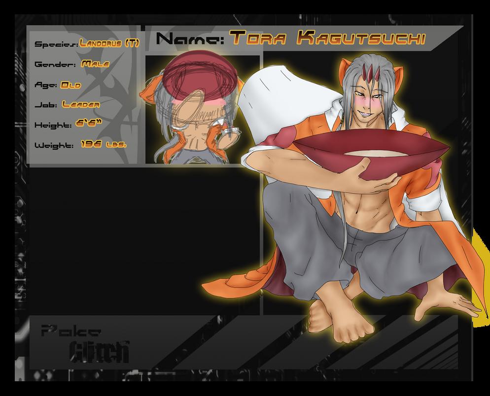 PG: Tora Kagutsuchi by NeoroticMind