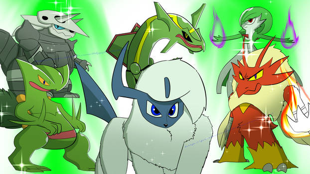Pokemon Second Team