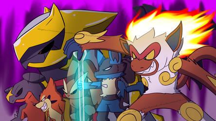 Pokemon Third Team