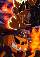 Spooky Fight
