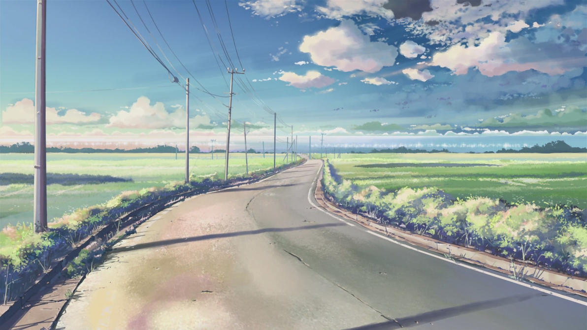 Makoto Shinkai By Pancreas888