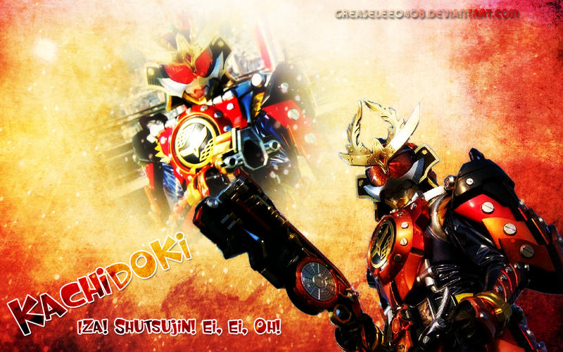 Wallpaper #2: Kamen Rider Gaim Kachidoki Arms by ...