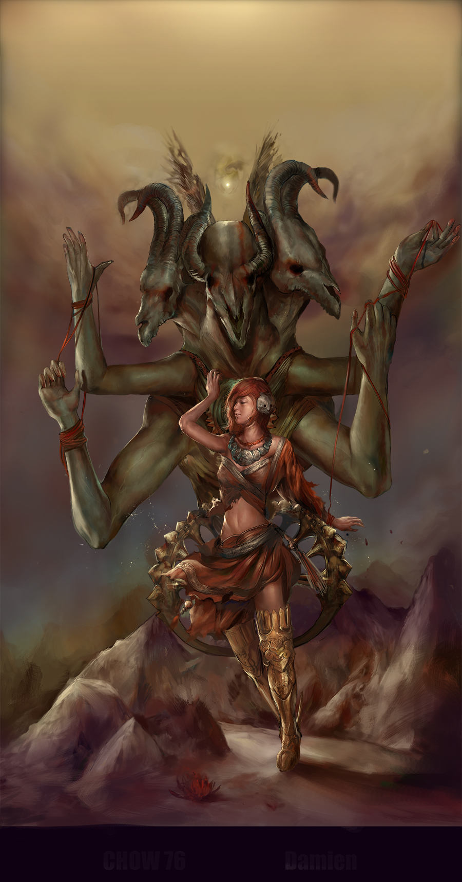 The puppeteer by ~Rikudeux(Deviant ID) The_puppeteer_by_Rikudeux