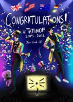 TATINOF - Congratulations! by MartyOfLungbarrow