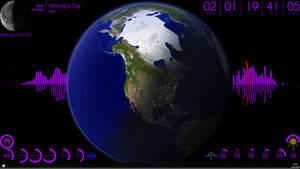 Rainmeter Desktop May 28