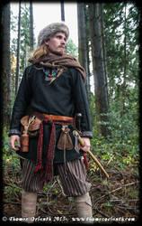 Eastern viking: by Dragenos