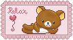 Rilakkuma Stamp by alex-mewmew