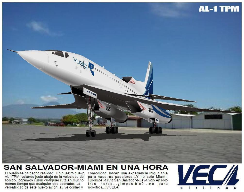 Al 1 TPM VECA AIRLINES by alas5
