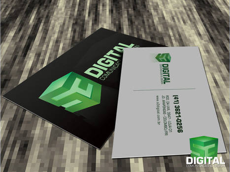 Business Card S3 Digital