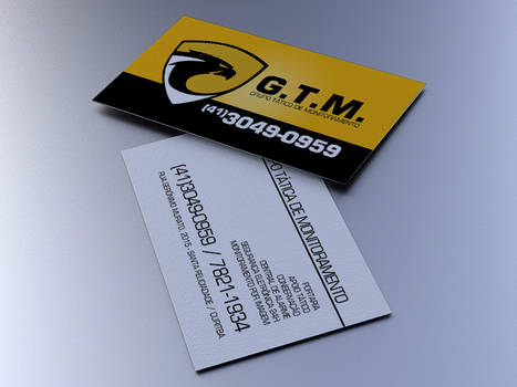 Business Card G.T.M.