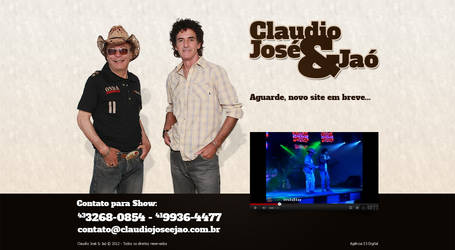 Claudio Jose e Jao Espera