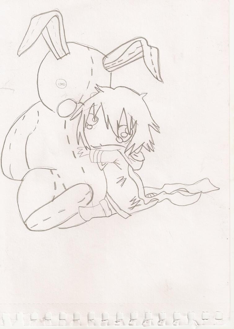 Teddy Bear by anime-queen619 on DeviantArt