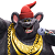 biggie cheese (emoticon) by Skellys-Adopts