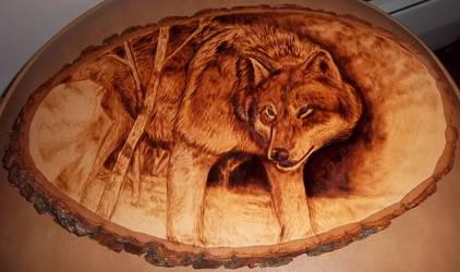 Stalker of the Wild by runehammer9