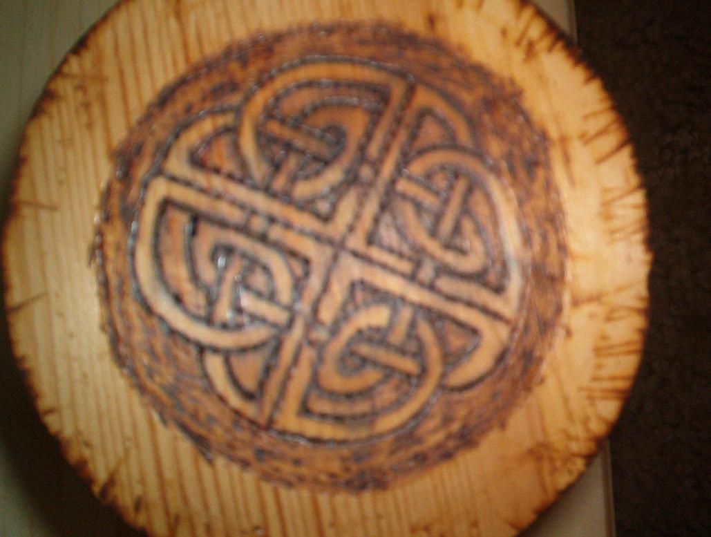 celtic sun cross design by