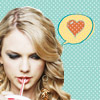 Taylor Swift Icon 20 by CharlieH-xoxo