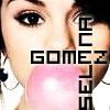 Selena Gomez Icon 1 by CharlieH-xoxo