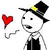 Pilgrim Loves You by noodlefacetious