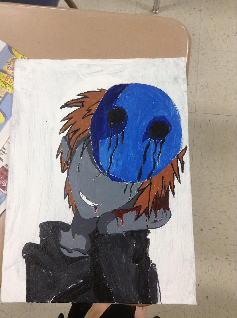 Eyeless Jack by BlackJaguar5150