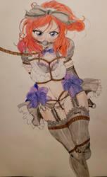 Maid Maki Nishikino! by AmazinglyTantric