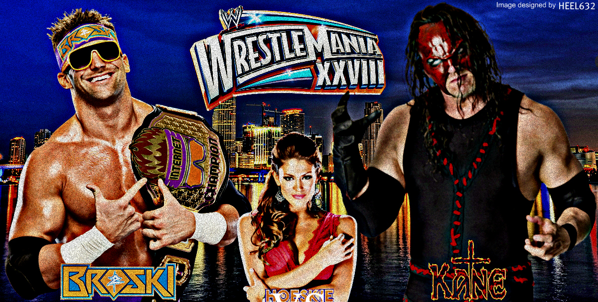 Wrestlemania 24 Poster Kane wrestlemania 28 customWrestlemania 24 Poster