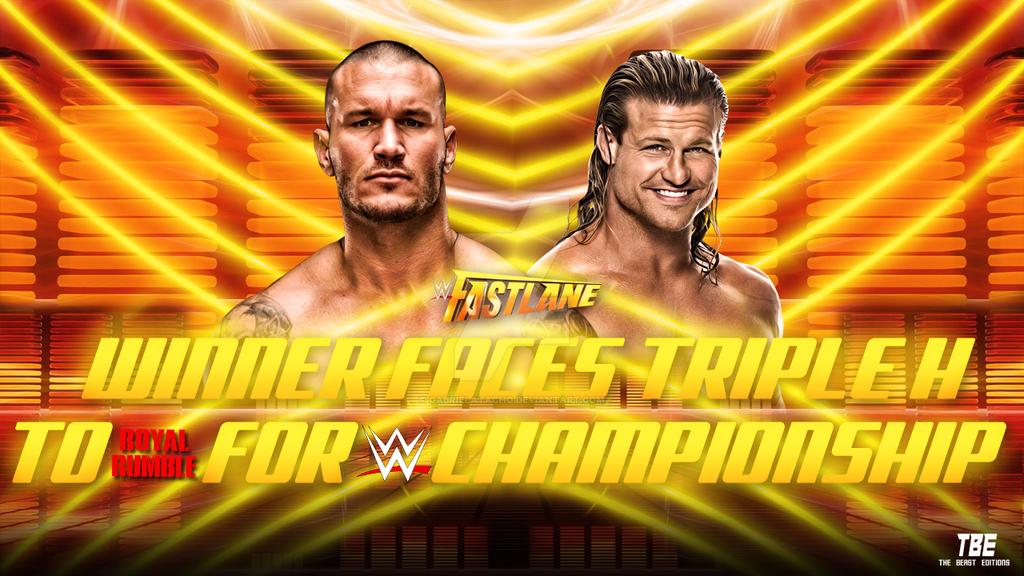 WWE Fastlane Custom Match Card 2017 [The Beast Edi by GabrielAtacho ...