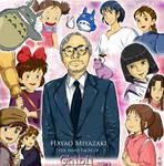 The Many Faces Of Miyazaki