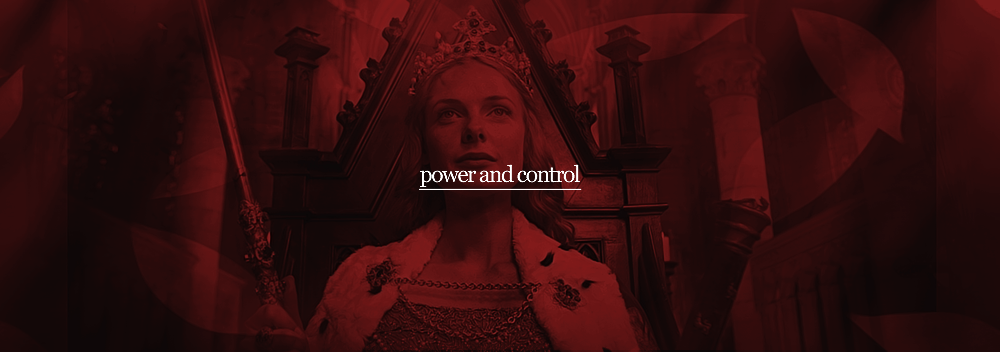 Power and control. by kristiqnm