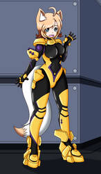 Fortified Suit Remi