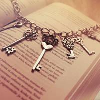 Seven Keys To My World by jausmiina