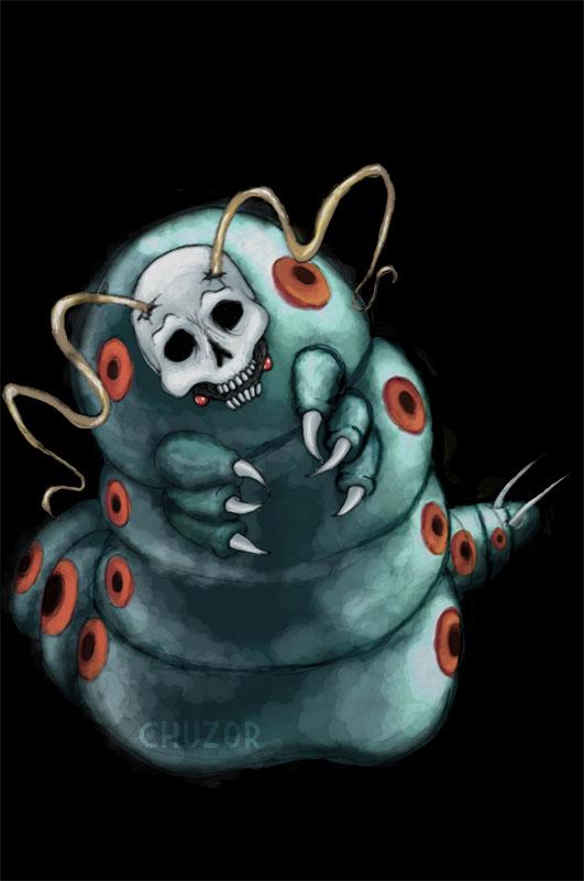 Larva by Chuz0r
