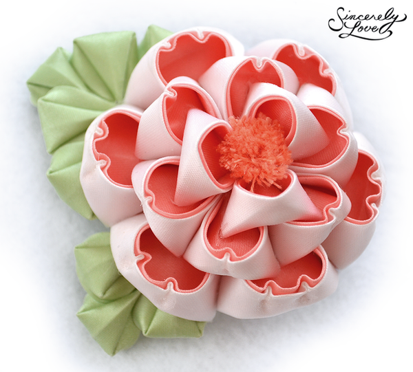 Botan Kanzashi by SincerelyLove