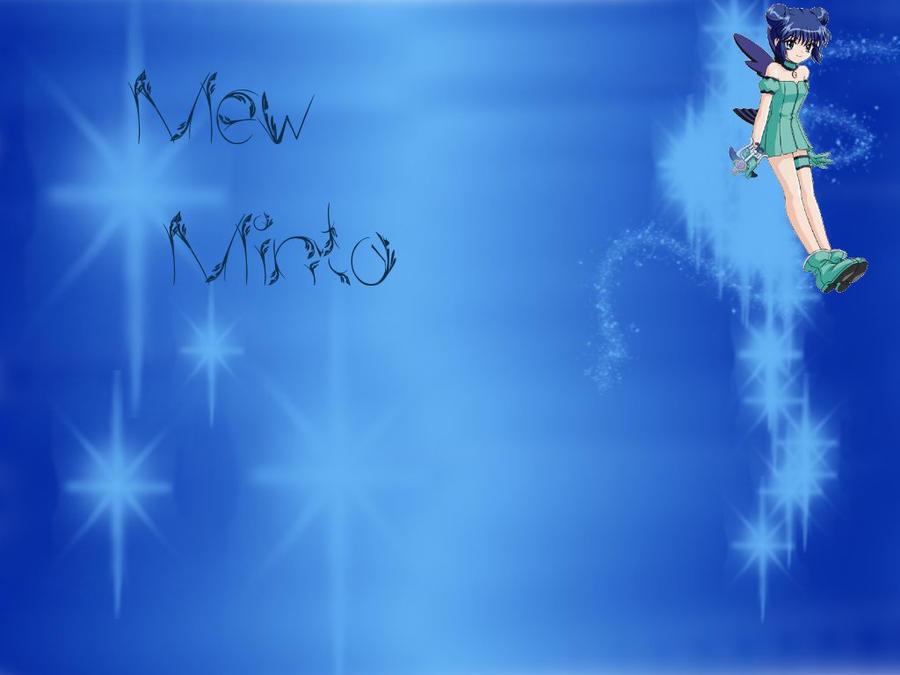 Mew Minto Desktop by NekoNekoPop