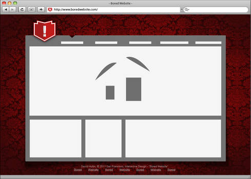 Bored Website