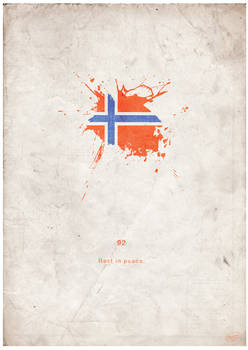 Rip Norway 92 victims