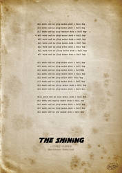 The Shining by FirGeL
