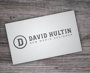 Logo - David Hultin by FirGeL