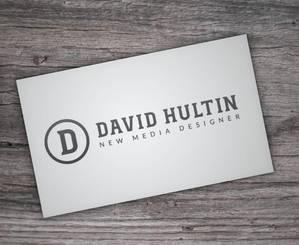 Logo - David Hultin
