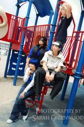 ninja playground