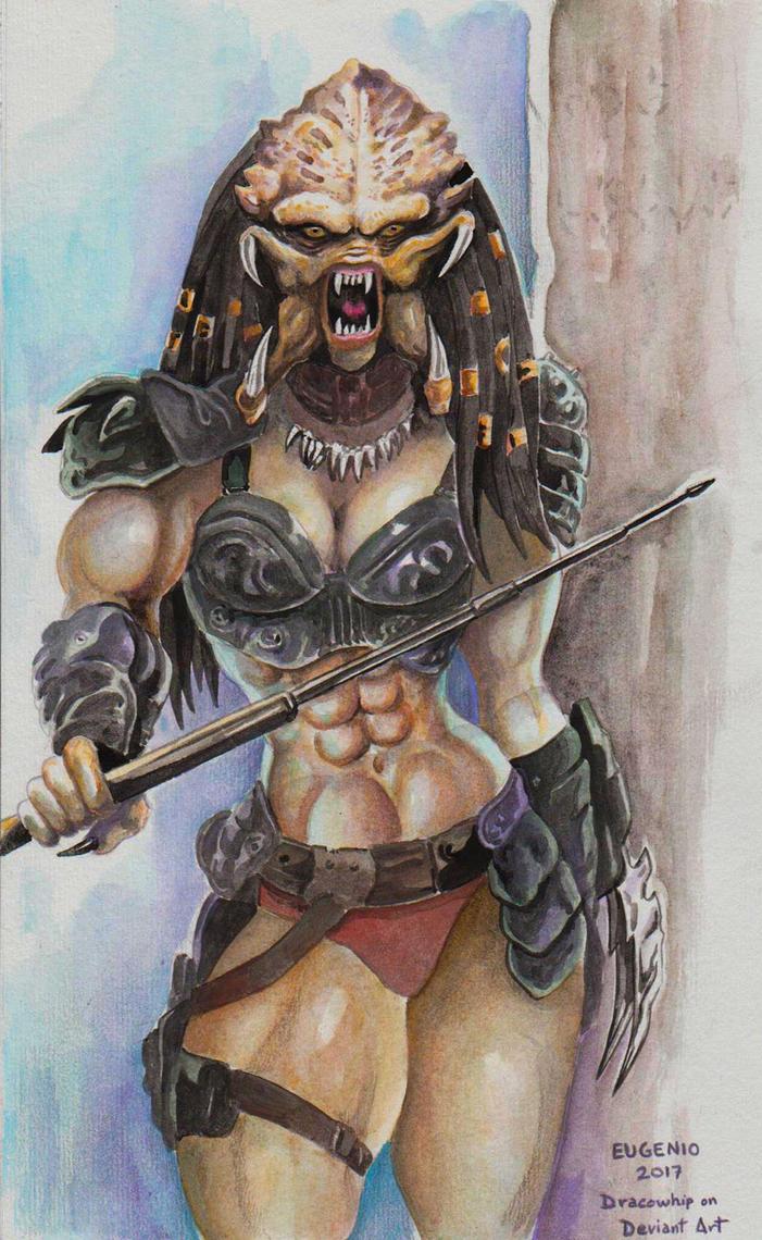 Rogue Huntress by Dracowhip