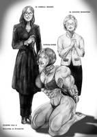 Camilla and Company by Dracowhip
