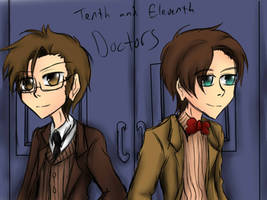 The Doctor by chibi-nao15