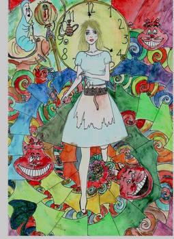 Alice on drugs (Finished!)